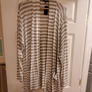 Lane Bryant NWT open front cardigan